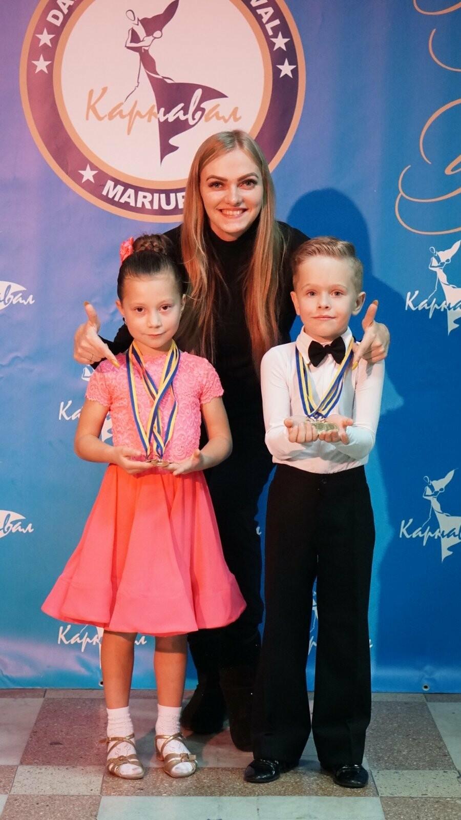 Юные танцоры привезли с Мариуполя призовые места, фото-36