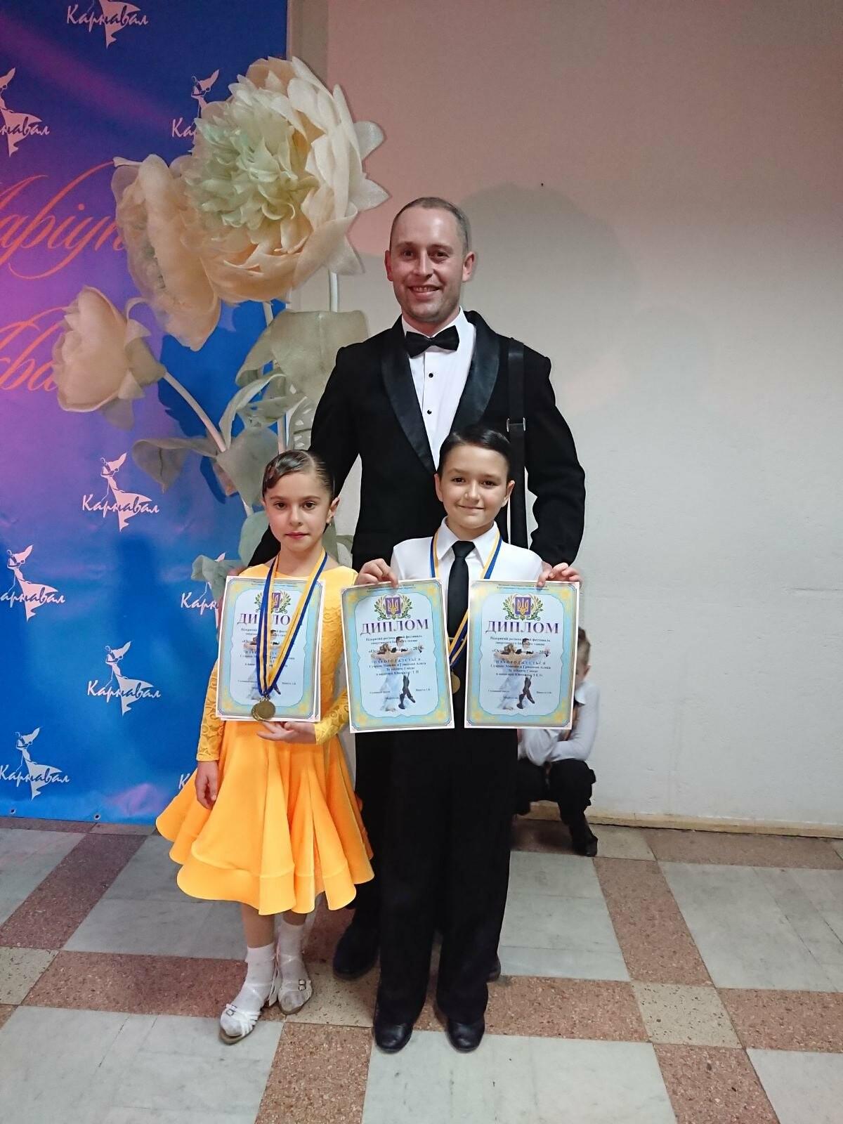 Юные танцоры привезли с Мариуполя призовые места, фото-34