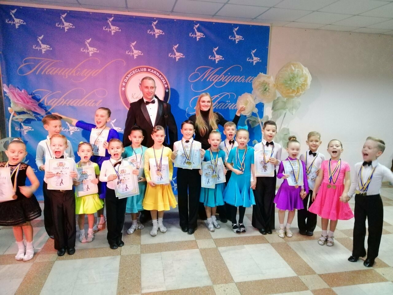 Юные танцоры привезли с Мариуполя призовые места, фото-29