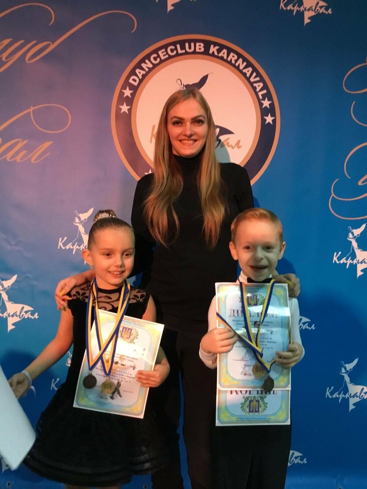 Юные танцоры привезли с Мариуполя призовые места, фото-27