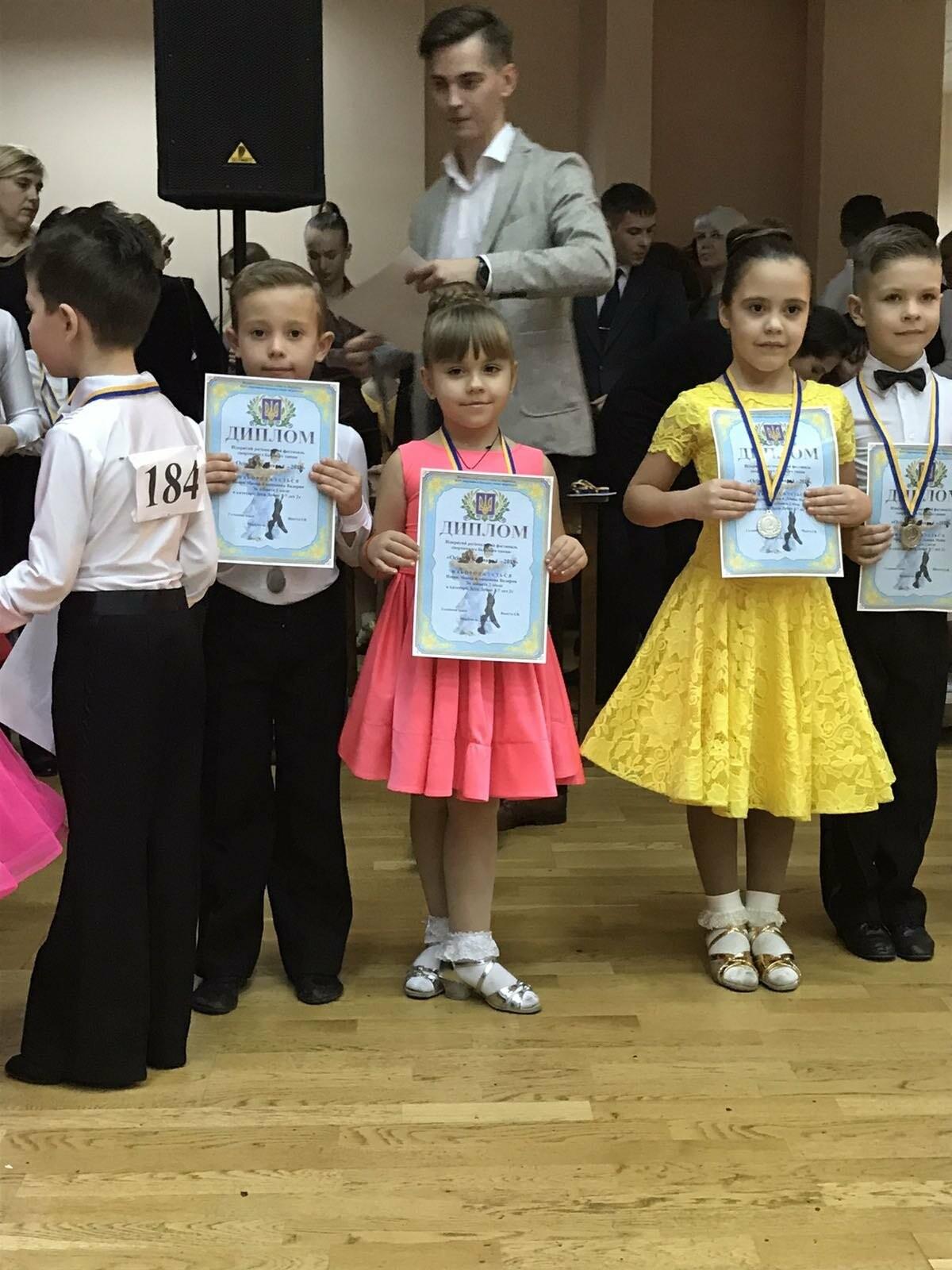 Юные танцоры привезли с Мариуполя призовые места, фото-12