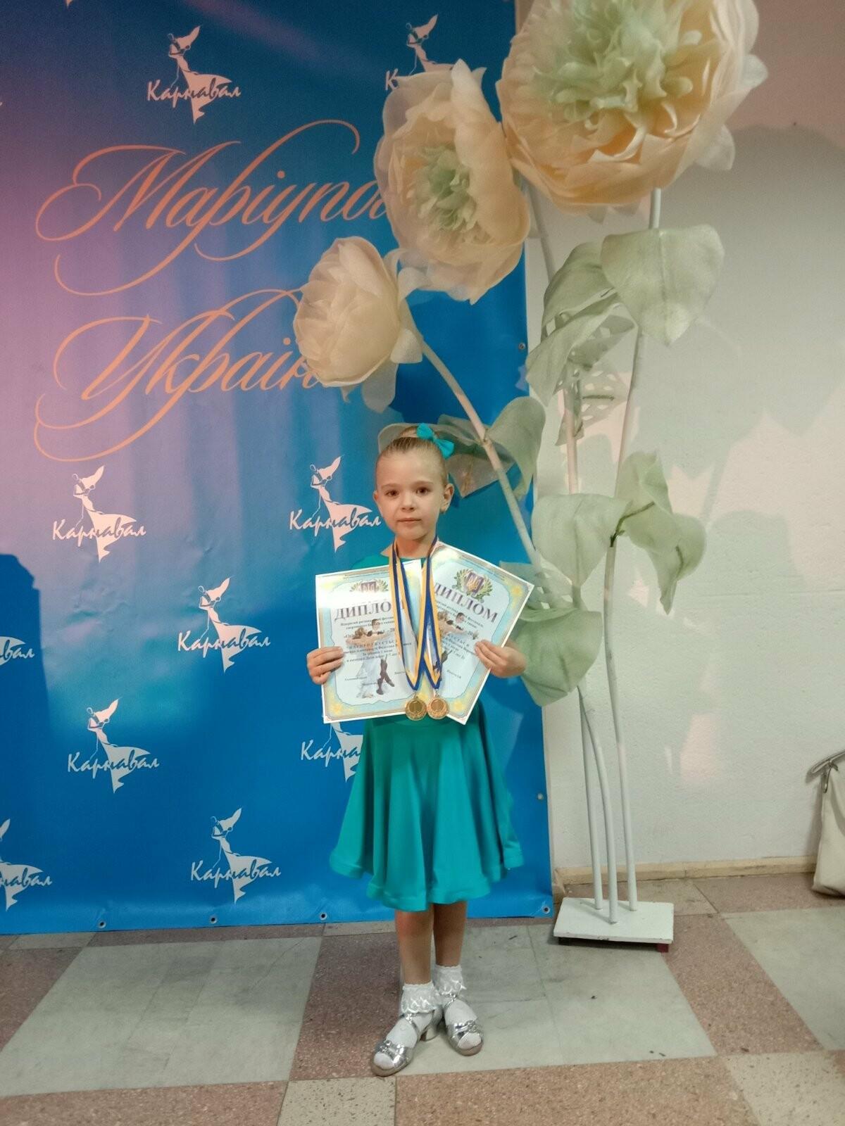 Юные танцоры привезли с Мариуполя призовые места, фото-32