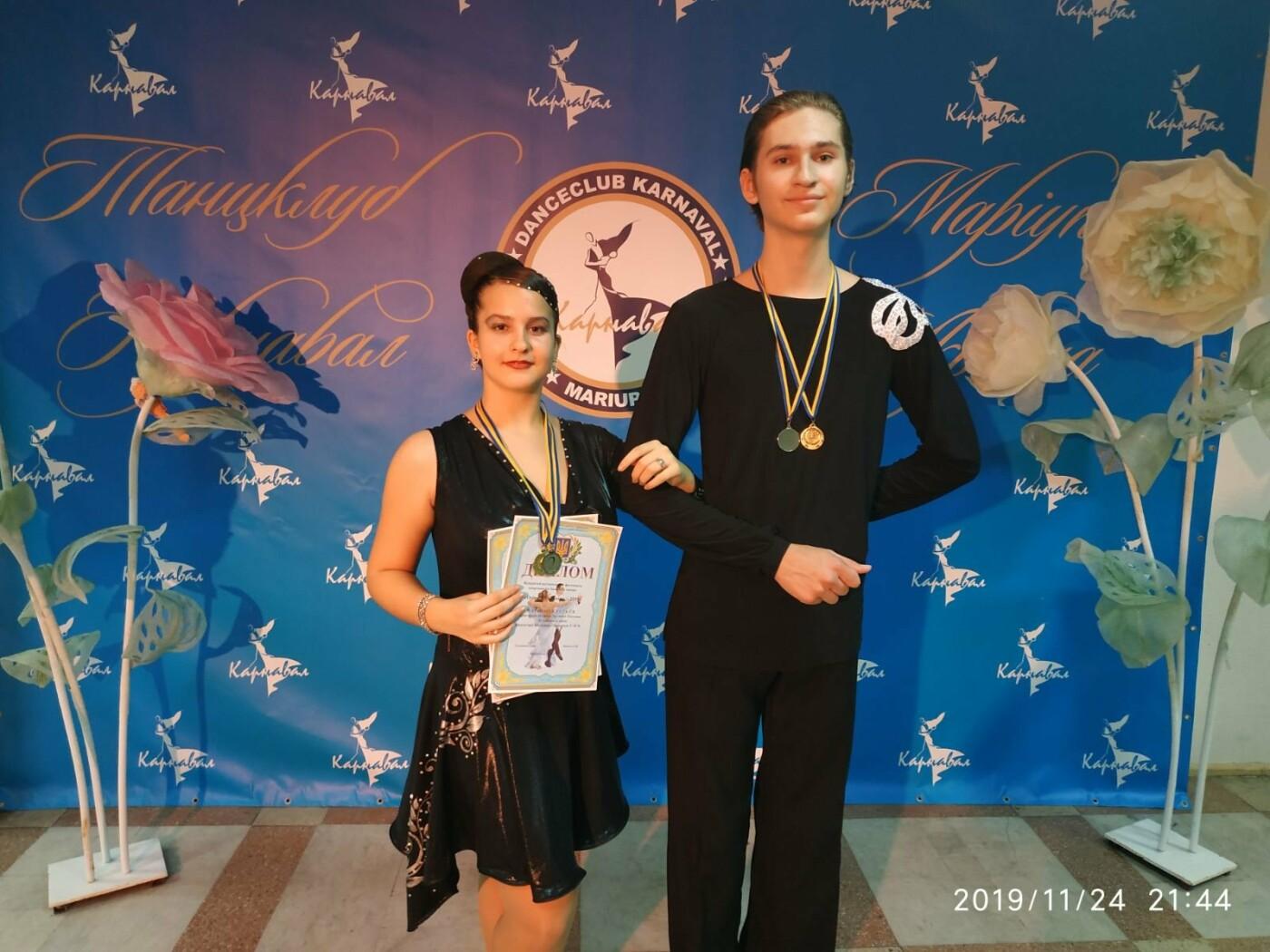 Юные танцоры привезли с Мариуполя призовые места, фото-37
