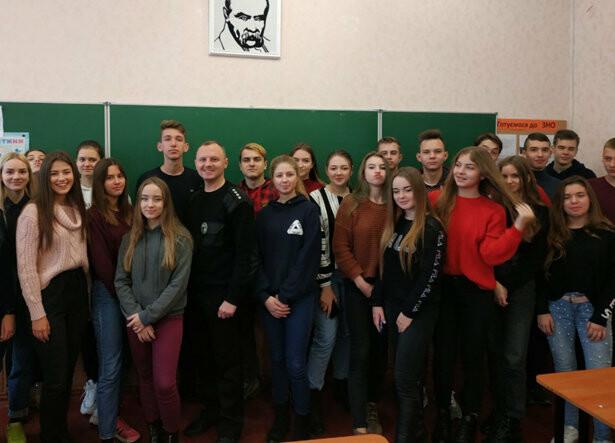 Бердянским школьникам рассказали об их правах, фото-1