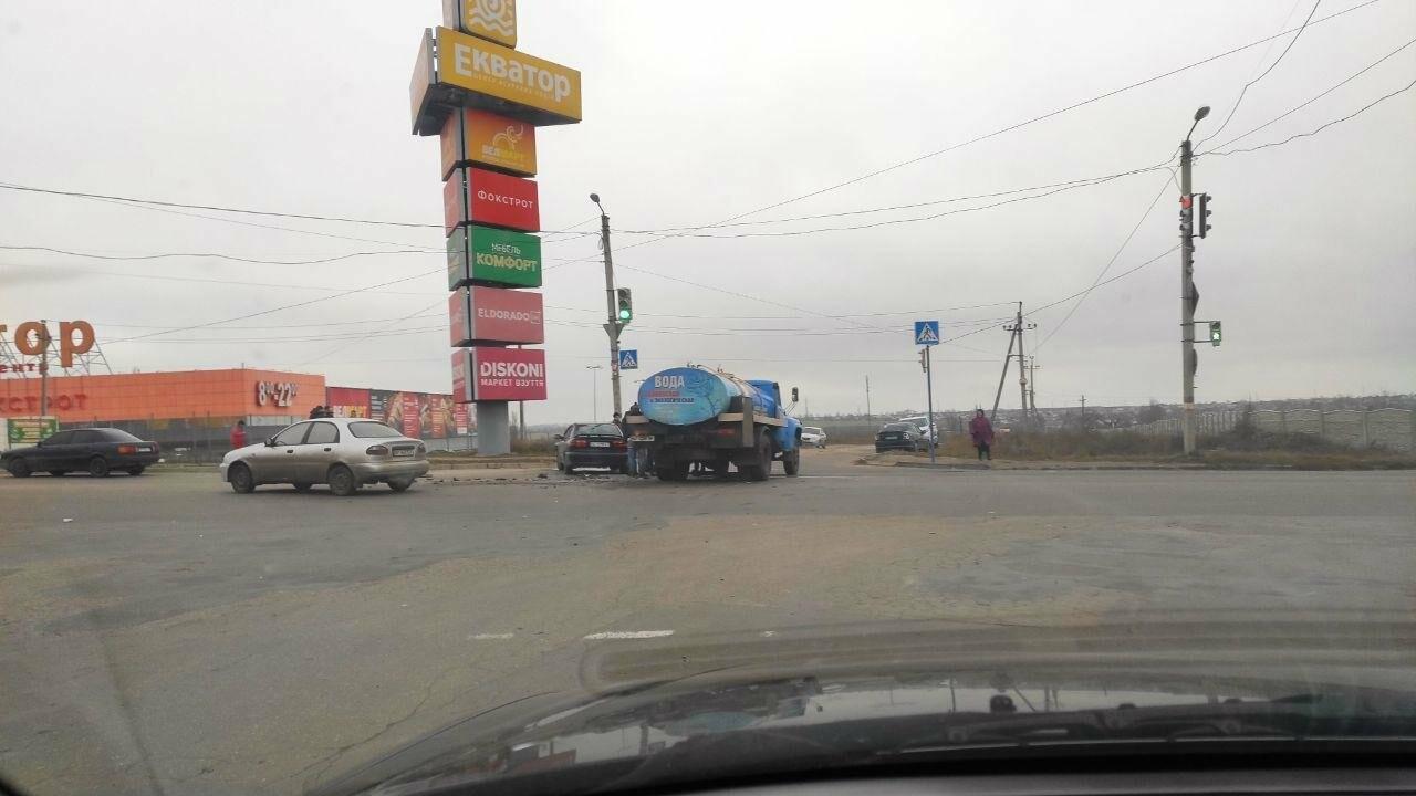 ДТП на Восточном проспекте , фото-1