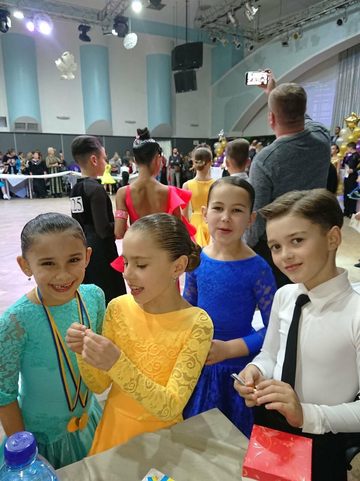 """""""Переможець"""" снова победитель чемпионата по Спортивными танцам, фото-2"""
