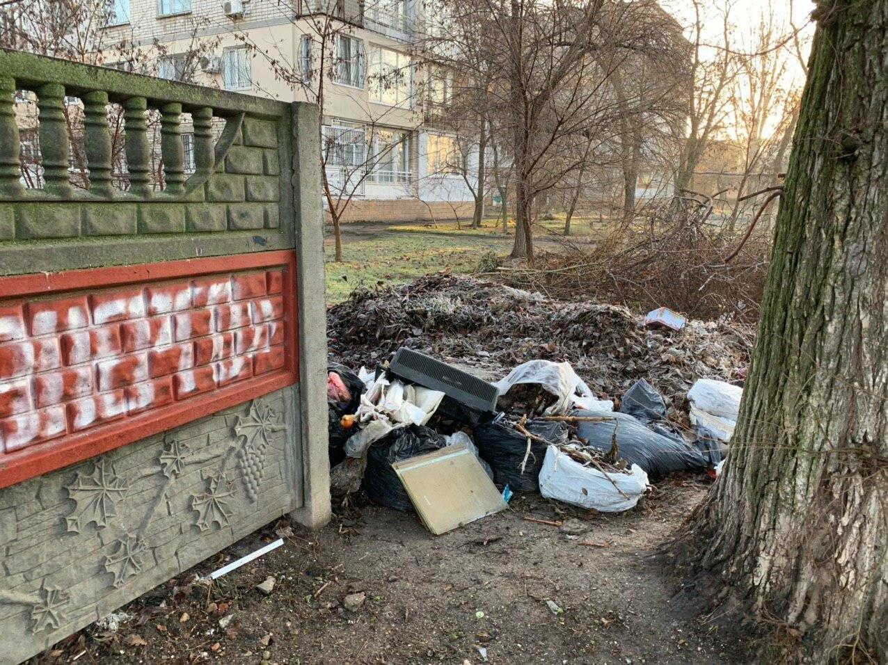 """Позорные пятна Бердянска. Свалка и """"могила лешего"""" (ФОТО), фото-6"""