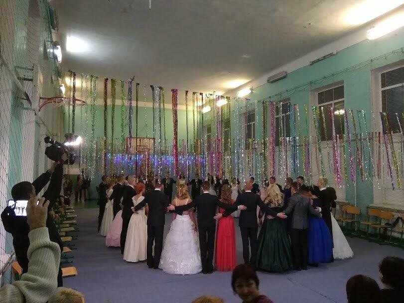 В одной из бердянских школ, закружился венский вальс, фото-1