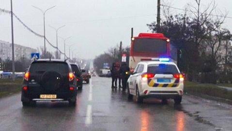 ДТП на Мелитопольском шоссе, фото-1