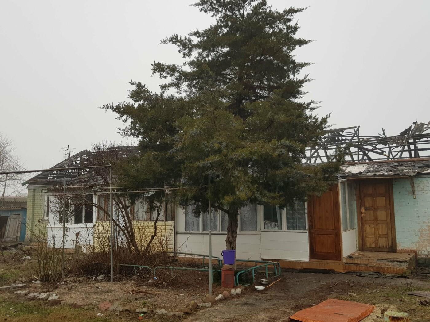 Пострадавшим при пожаре на ул. Котляревського выделят деньги на восстановление жилья, фото-1