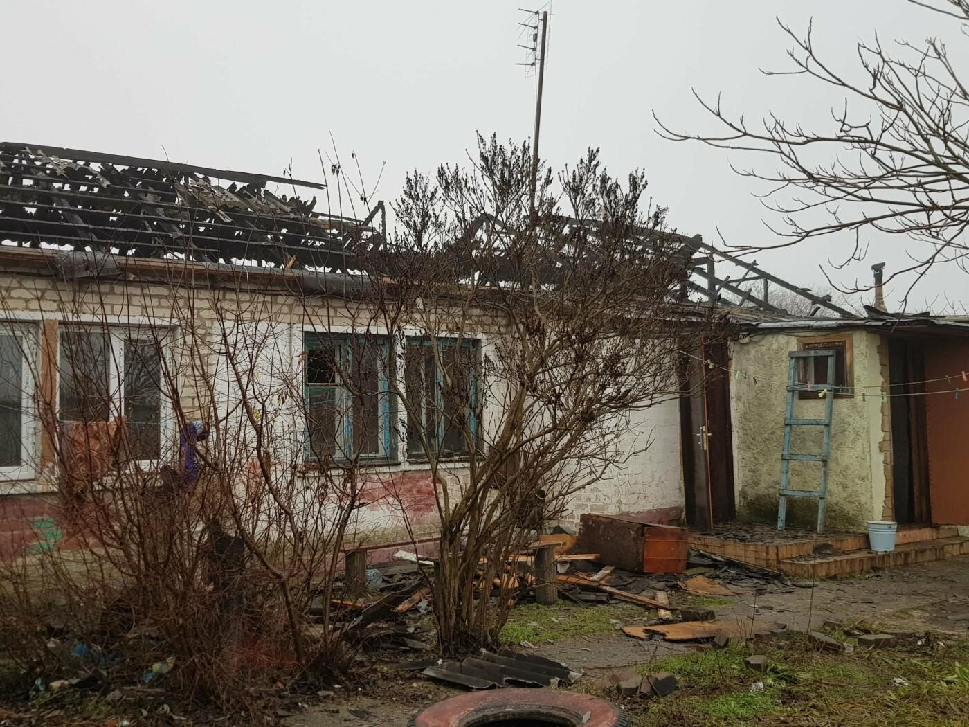 Пострадавшим при пожаре на ул. Котляревського выделят деньги на восстановление жилья, фото-2