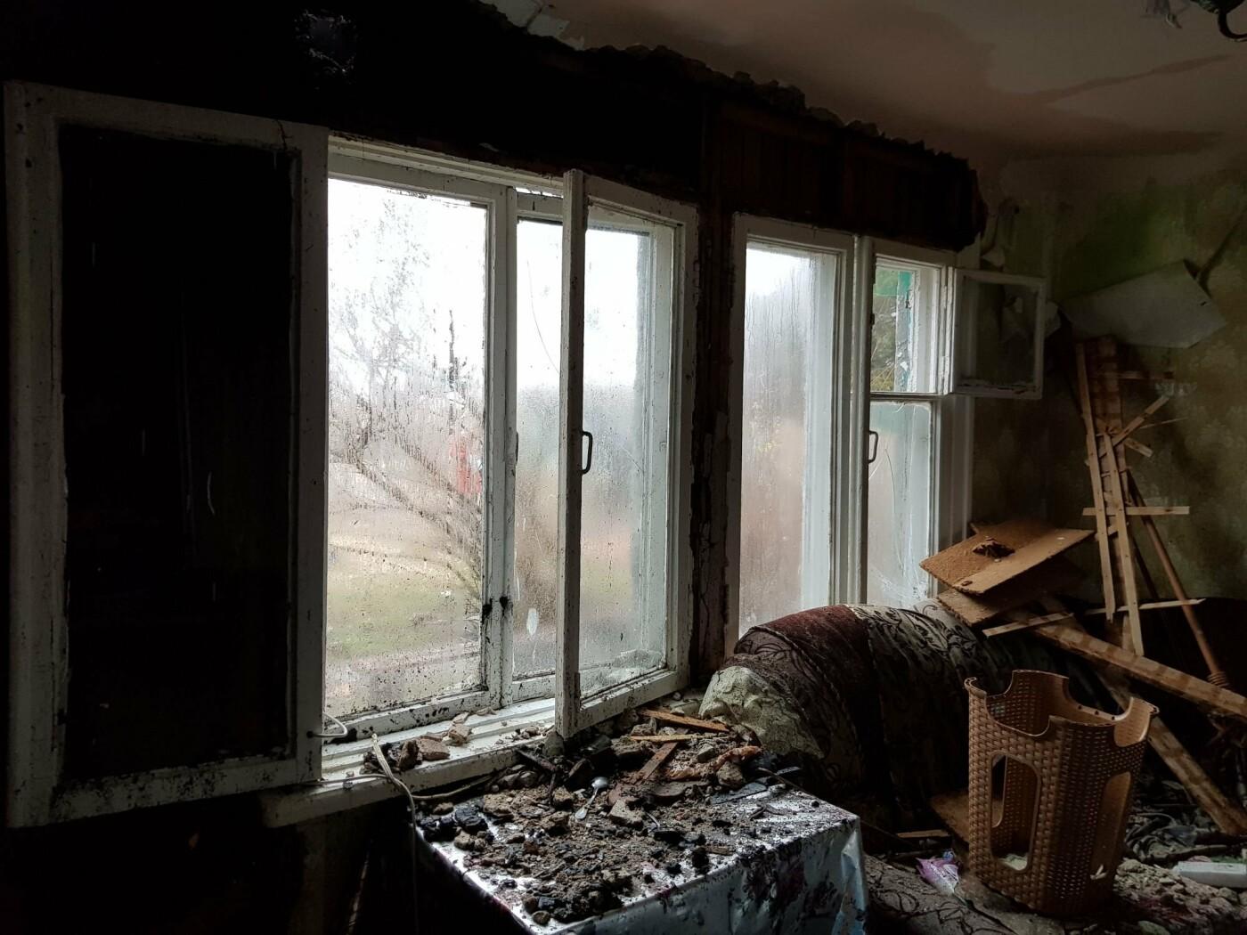 Пострадавшим при пожаре на ул. Котляревського выделят деньги на восстановление жилья, фото-5