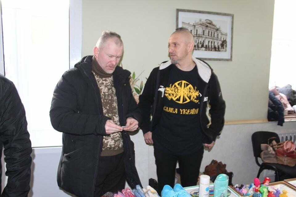 В Бердянську відбувся благодійний концерт – ярмарок «Врятувати комбата», фото-5