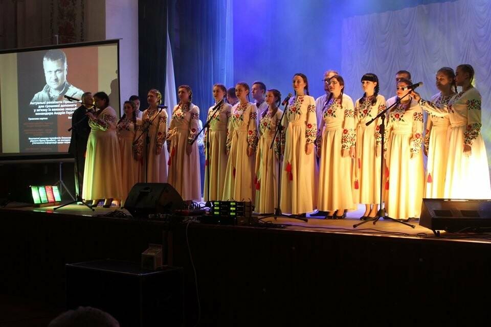 В Бердянську відбувся благодійний концерт – ярмарок «Врятувати комбата», фото-3