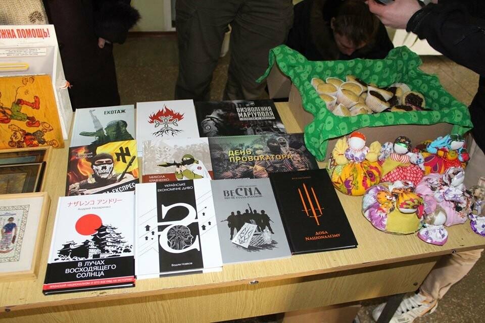В Бердянську відбувся благодійний концерт – ярмарок «Врятувати комбата», фото-19