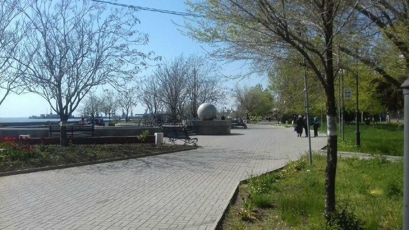 Перше травня в Бердянську, фото-1