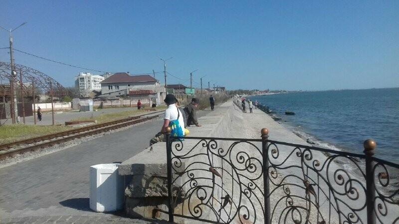 Перше травня в Бердянську, фото-3
