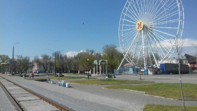 Перше травня в Бердянську, фото-5