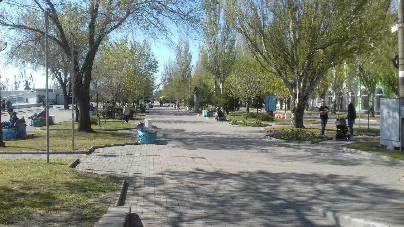Перше травня в Бердянську, фото-7