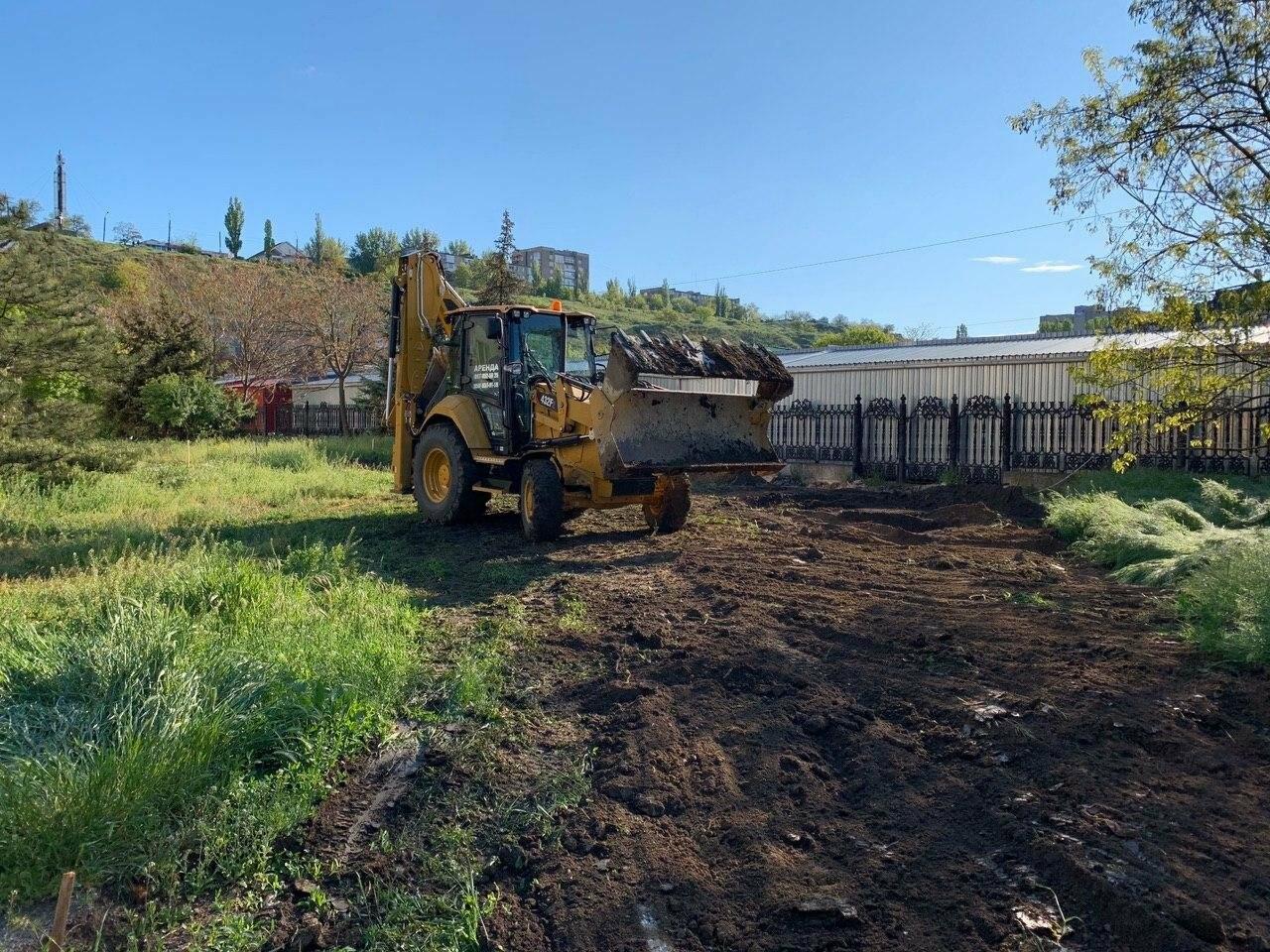 На территории БТМО начались масштабные работы по реконструкции и благоустройству прилегающей территории, - ФОТО, ВИДЕО, фото-6