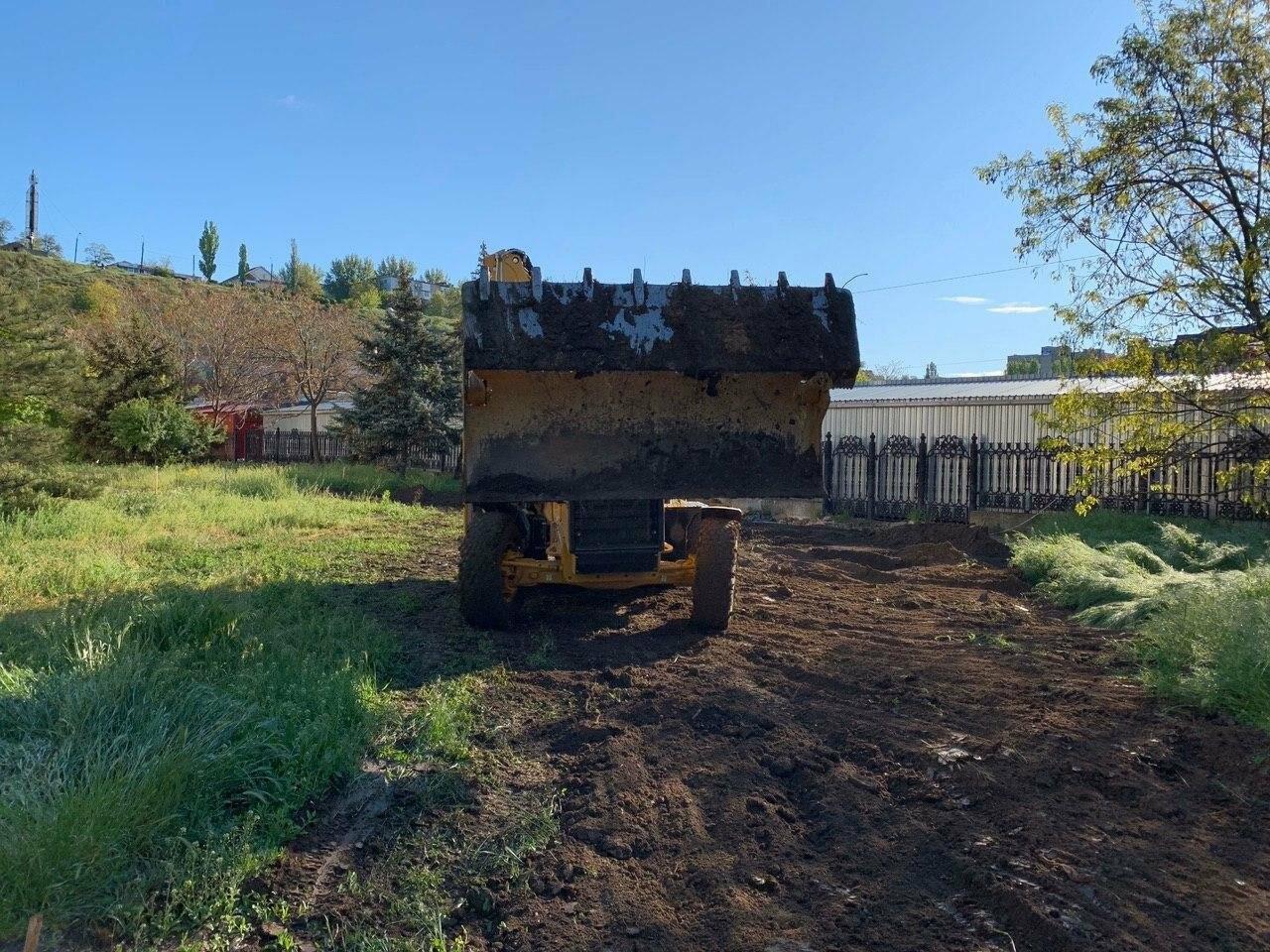 На территории БТМО начались масштабные работы по реконструкции и благоустройству прилегающей территории, - ФОТО, ВИДЕО, фото-7