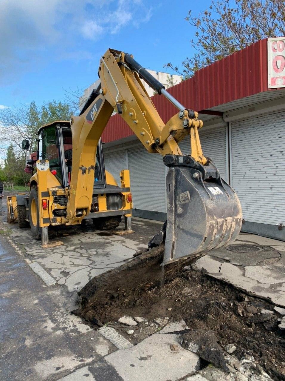 На территории БТМО начались масштабные работы по реконструкции и благоустройству прилегающей территории, - ФОТО, ВИДЕО, фото-1