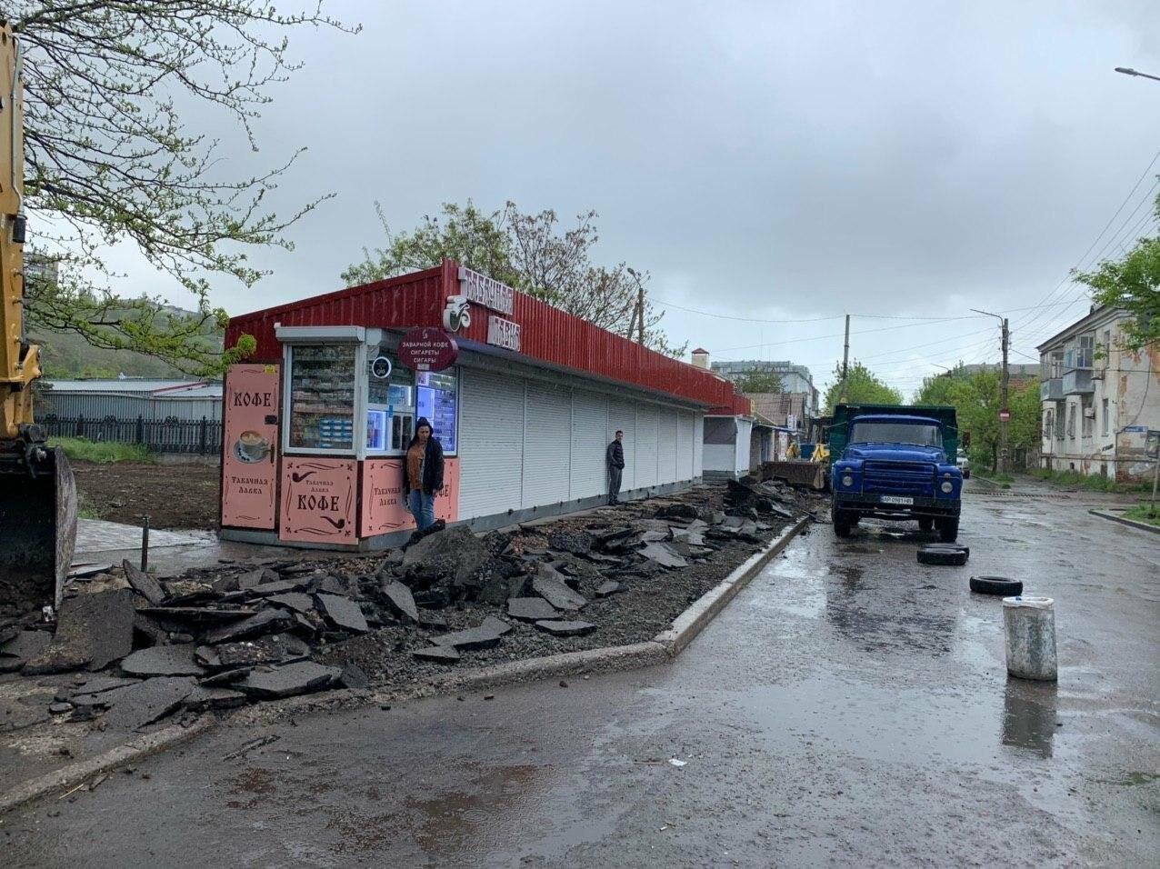 На территории БТМО начались масштабные работы по реконструкции и благоустройству прилегающей территории, - ФОТО, ВИДЕО, фото-3