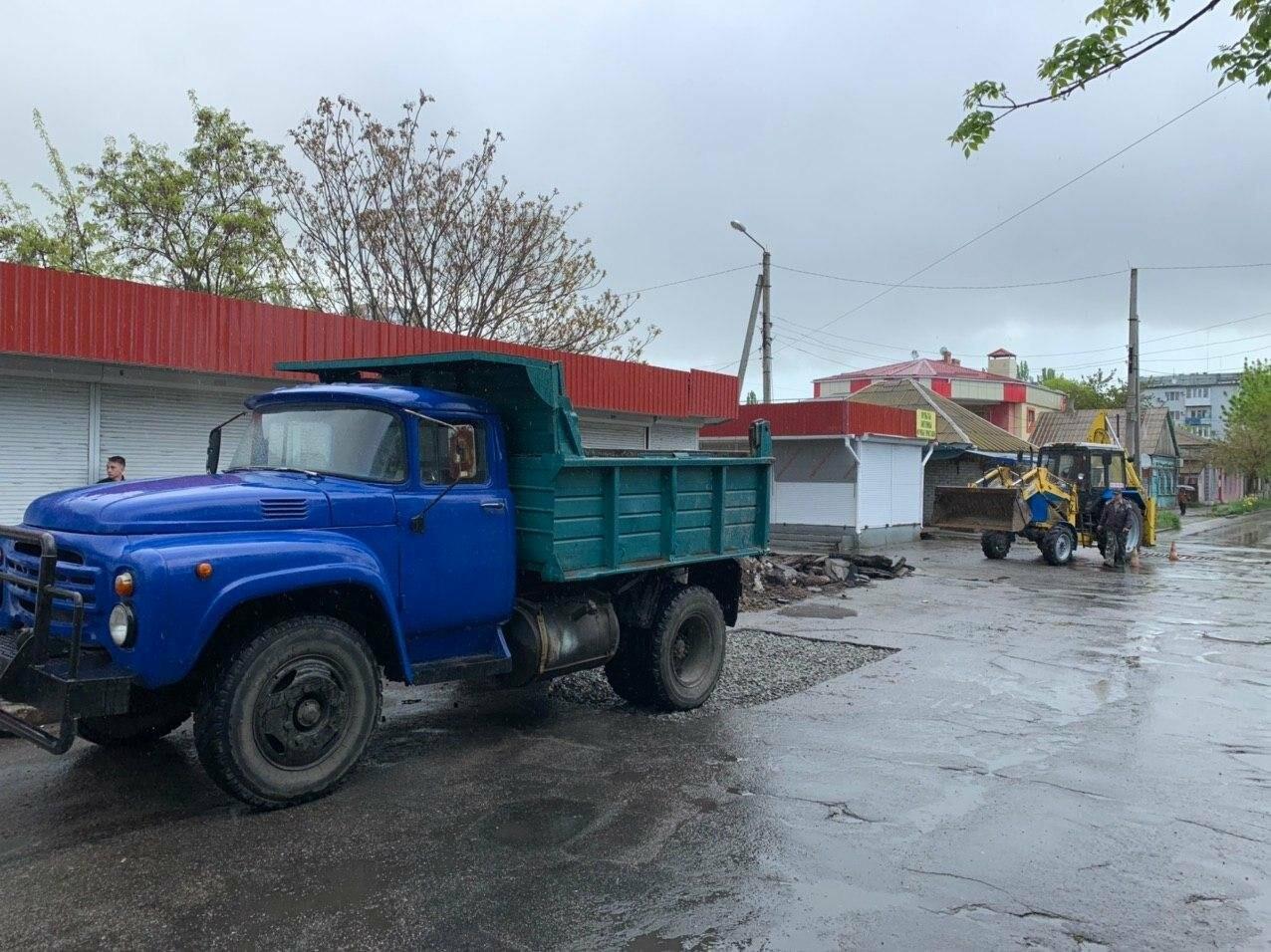 На территории БТМО начались масштабные работы по реконструкции и благоустройству прилегающей территории, - ФОТО, ВИДЕО, фото-9