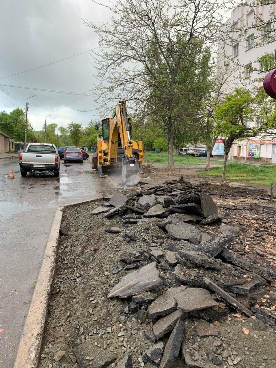 На территории БТМО начались масштабные работы по реконструкции и благоустройству прилегающей территории, - ФОТО, ВИДЕО, фото-2