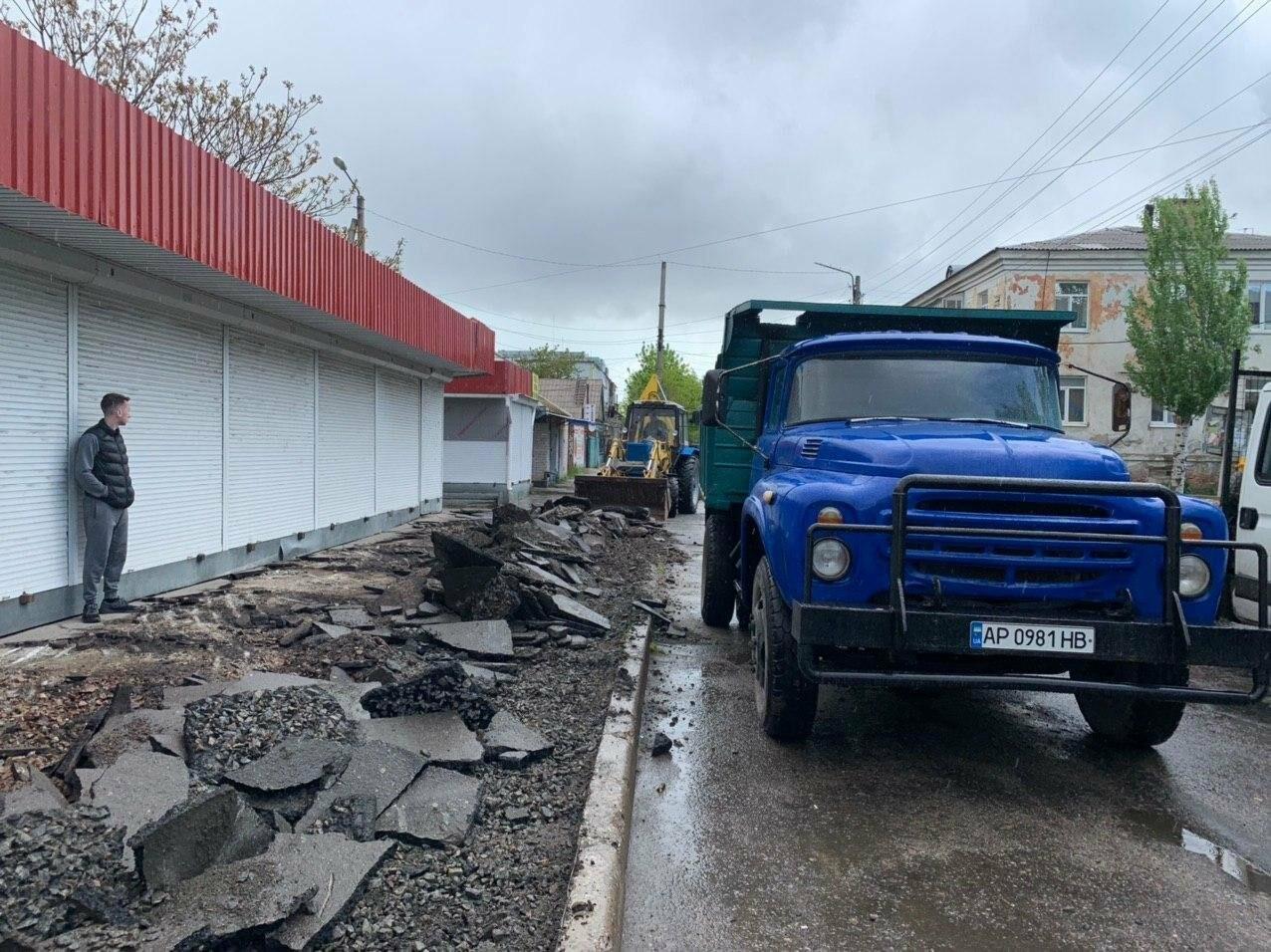 На территории БТМО начались масштабные работы по реконструкции и благоустройству прилегающей территории, - ФОТО, ВИДЕО, фото-5