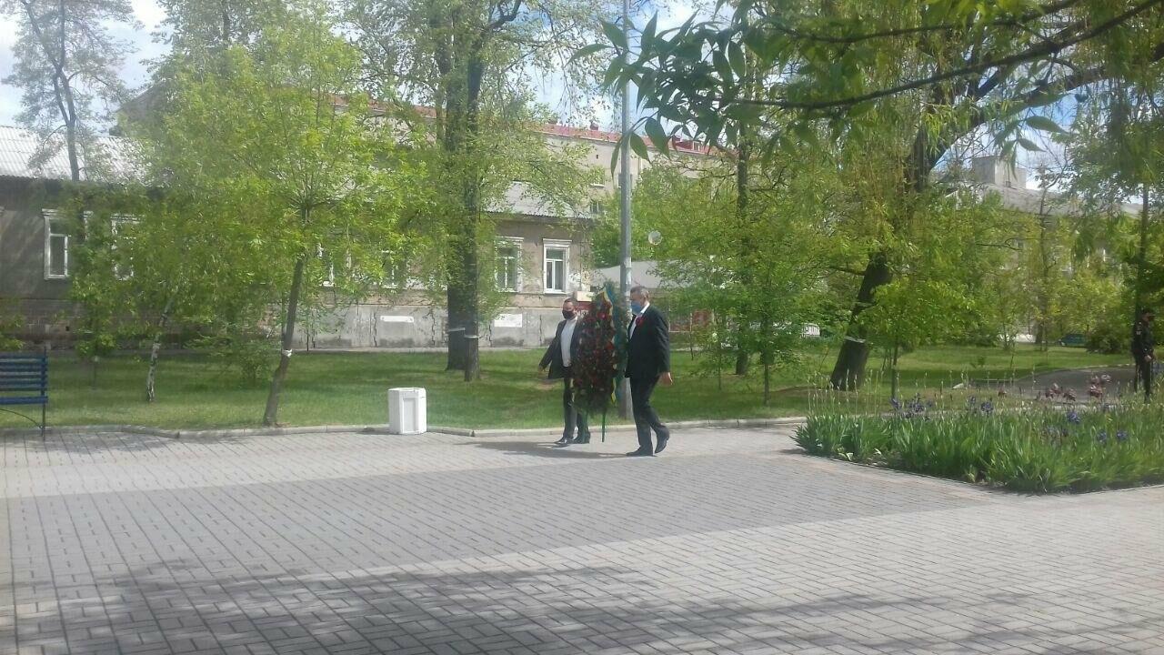 Депутаты почтили память погибших во время Второй мировой войны, - ФОТО, фото-2