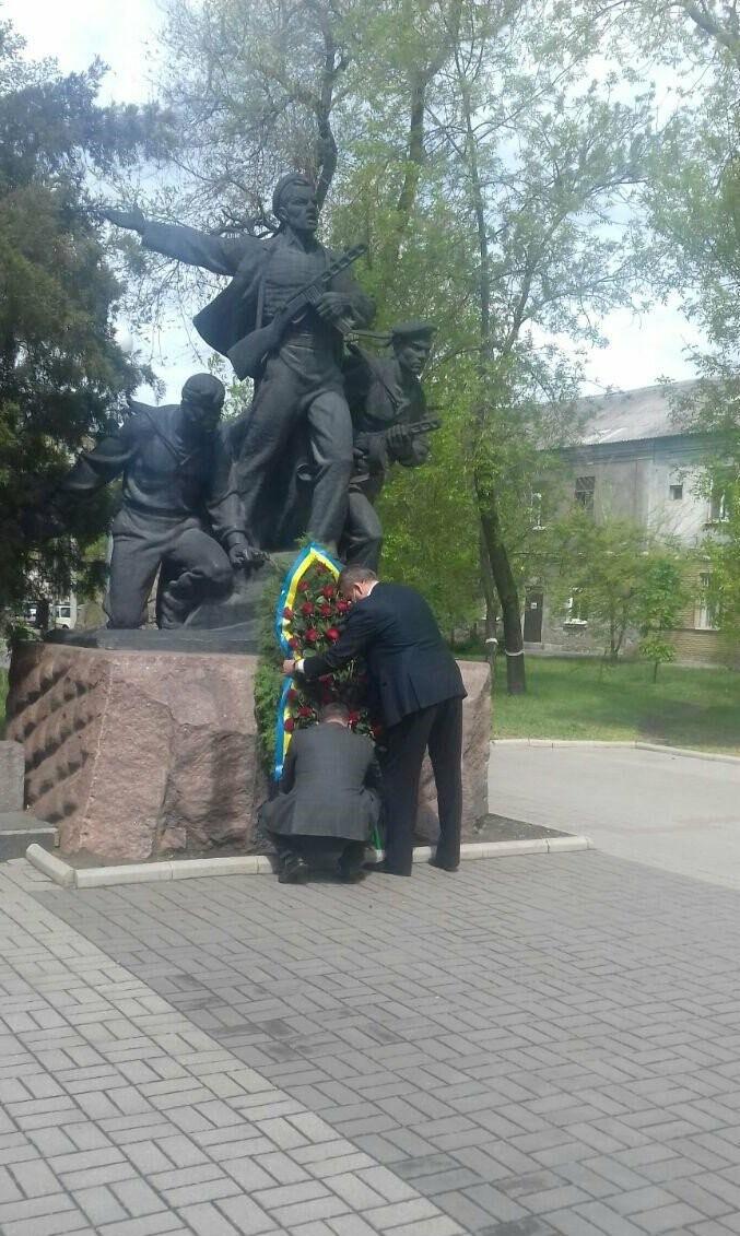 Депутаты почтили память погибших во время Второй мировой войны, - ФОТО, фото-3