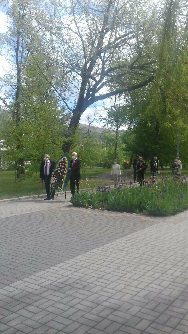 Депутаты почтили память погибших во время Второй мировой войны, - ФОТО, фото-7