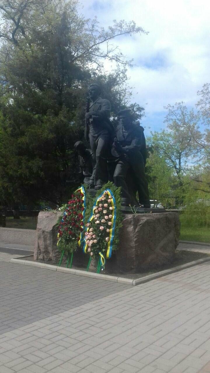 Депутаты почтили память погибших во время Второй мировой войны, - ФОТО, фото-9