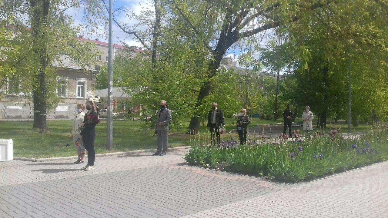 Депутаты почтили память погибших во время Второй мировой войны, - ФОТО, фото-6