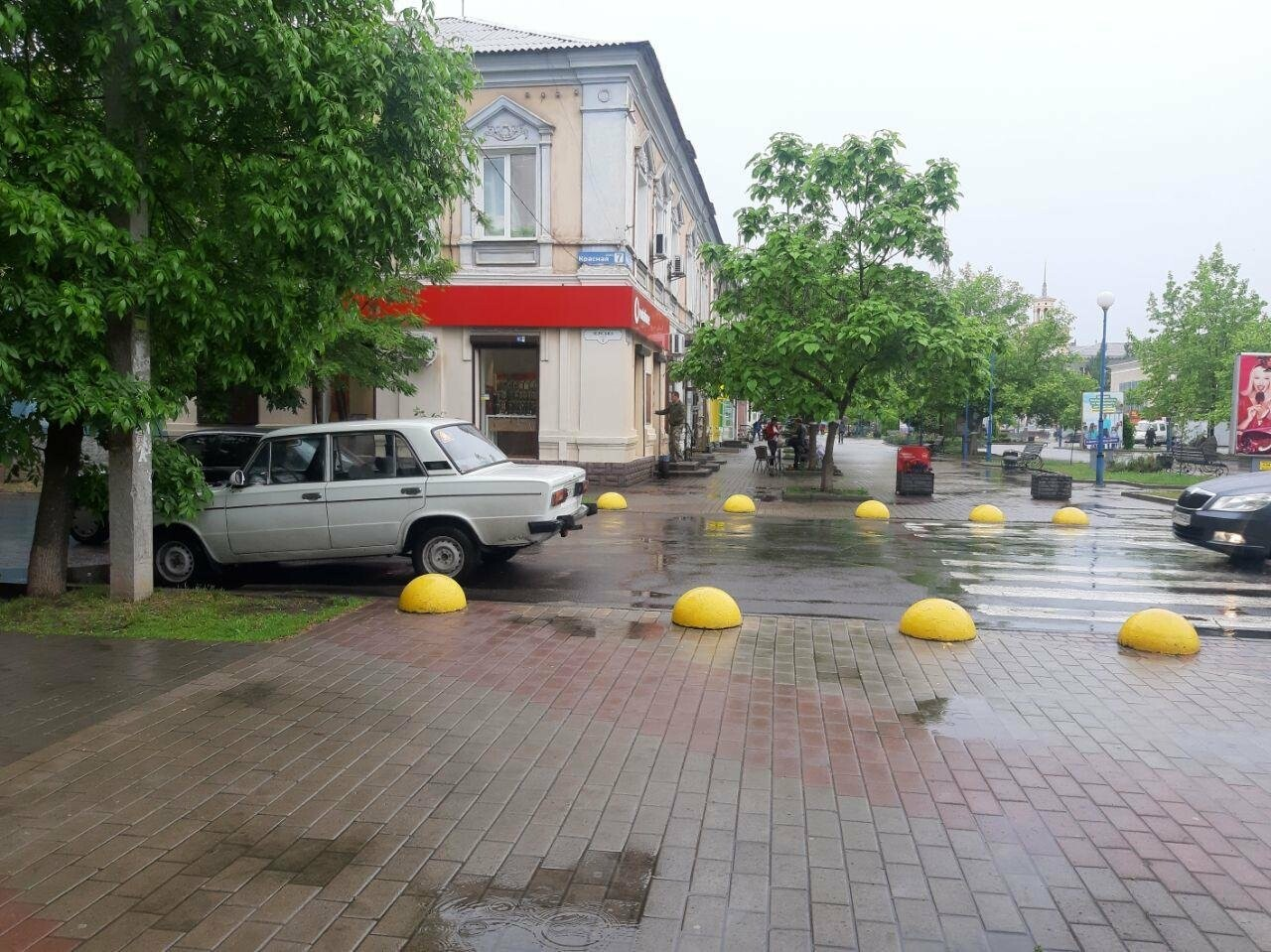 Бердянські водії продовжують порушувати правила паркування, фото-5