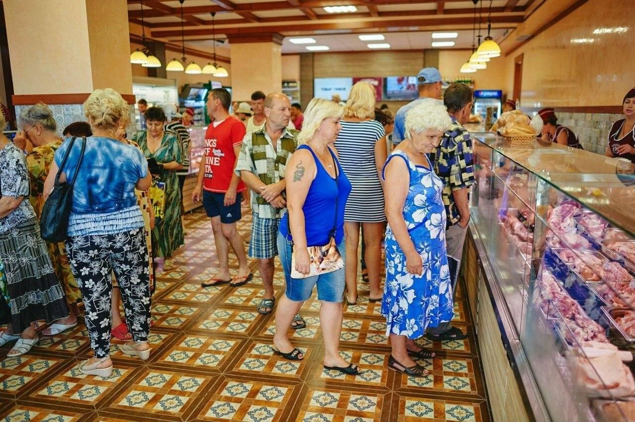 В Бердянске на АКЗ пройдет открытие большого фирменного магазина бердянского мясокомбината, фото-5