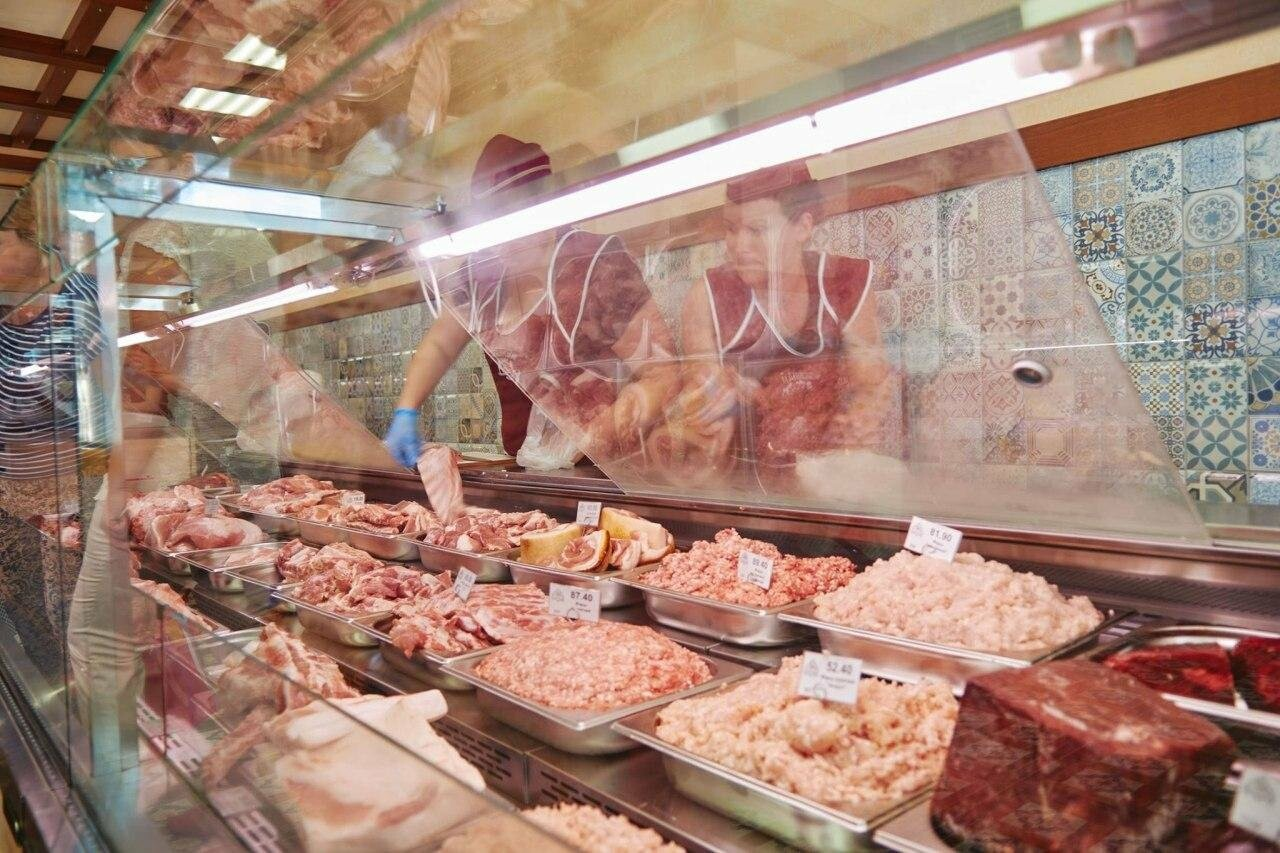 В Бердянске на АКЗ пройдет открытие большого фирменного магазина бердянского мясокомбината, фото-6