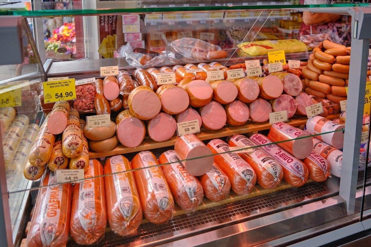 В Бердянске на АКЗ открылся большой магазин бердянского мясокомбината, фото-2