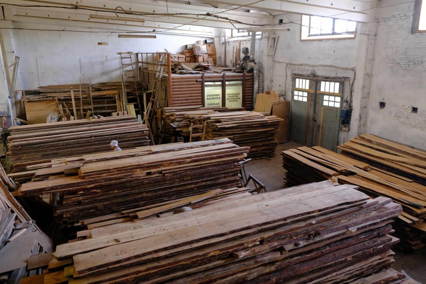 Лучший производитель деревянных изделий – компания Lesovik  , фото-7