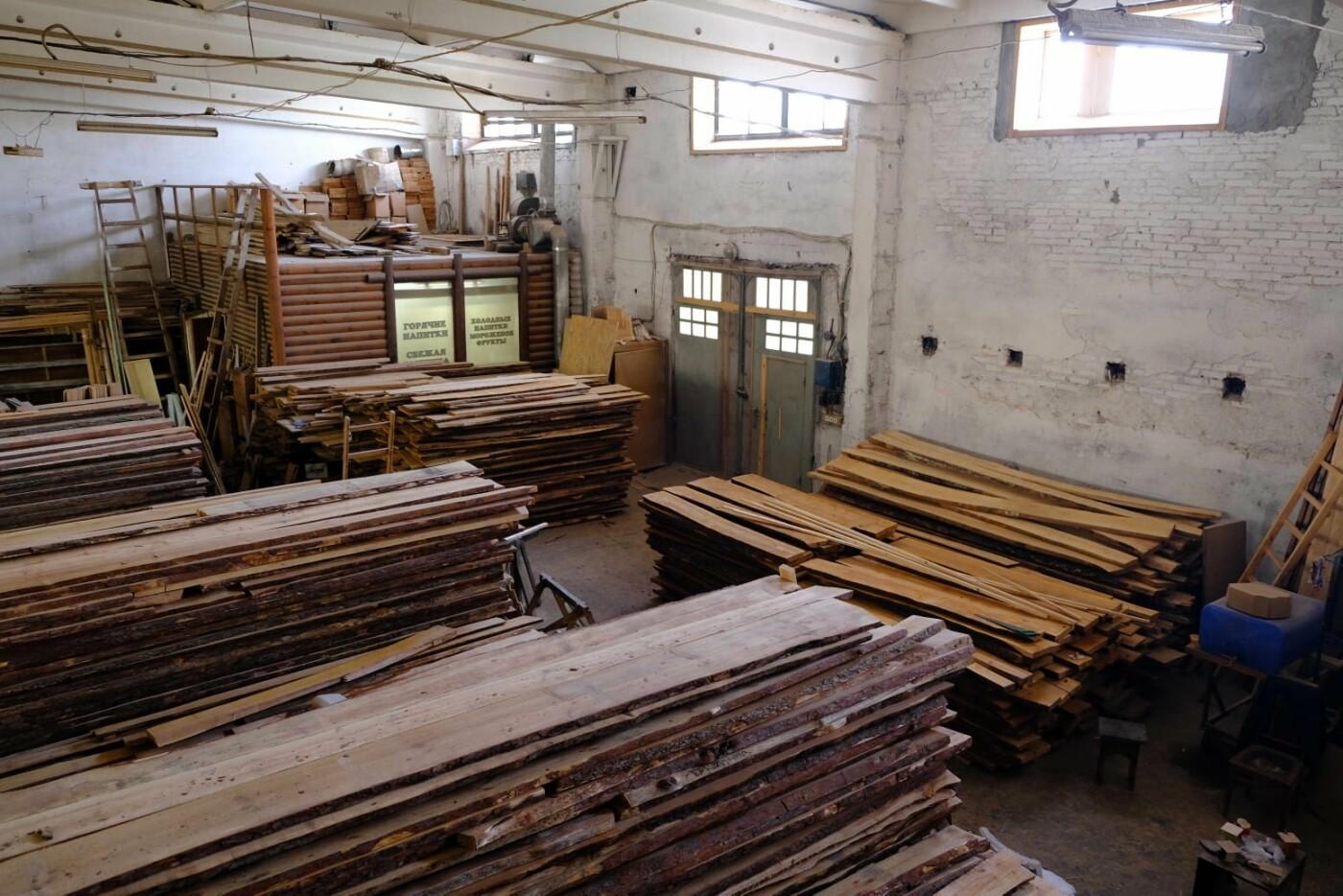 Лучший производитель деревянных изделий – компания Lesovik  , фото-8