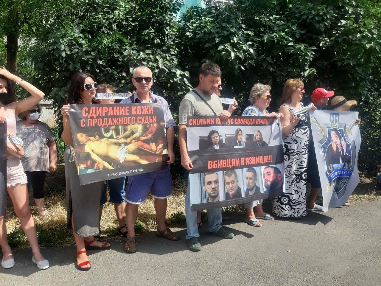 """""""Нас насилует эта система"""": протест в Бердянске по делу Сармата, - ФОТО, ВИДЕО, фото-5"""