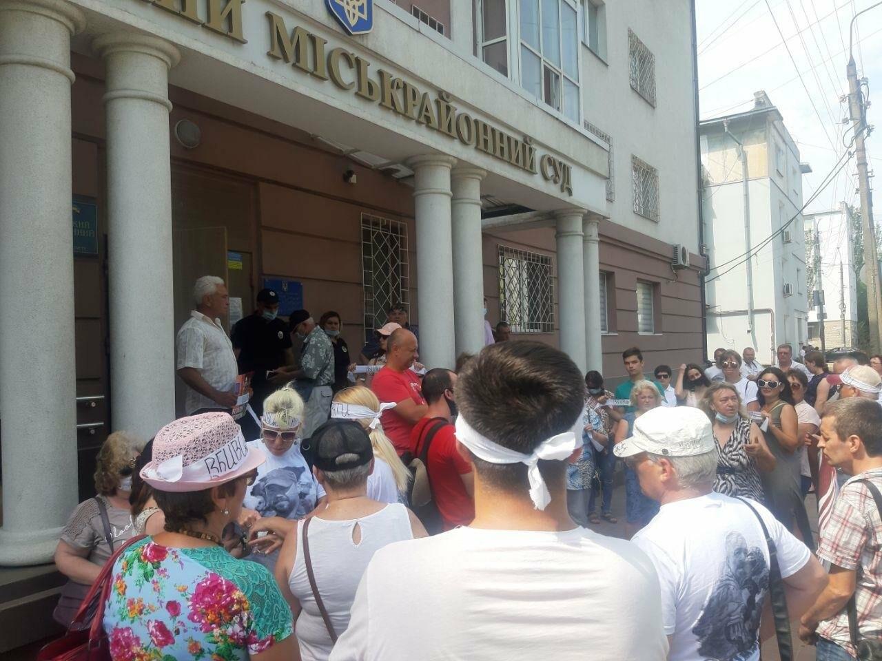 """""""Нас насилует эта система"""": протест в Бердянске по делу Сармата, - ФОТО, ВИДЕО, фото-9"""