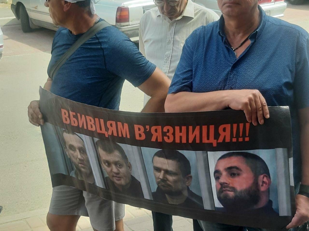 """""""Нас насилует эта система"""": протест в Бердянске по делу Сармата, - ФОТО, ВИДЕО, фото-10"""