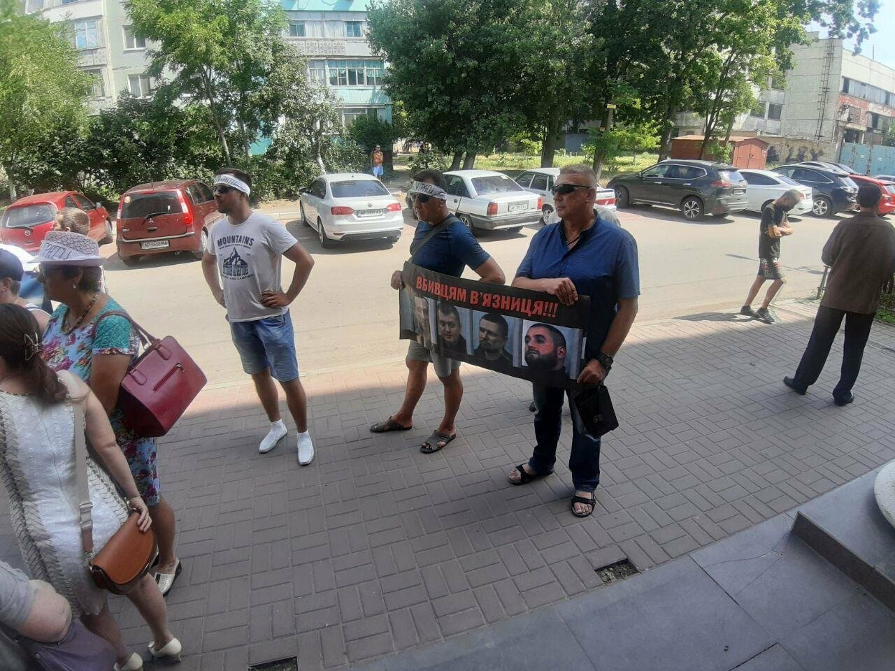 """""""Нас насилует эта система"""": протест в Бердянске по делу Сармата, - ФОТО, ВИДЕО, фото-14"""