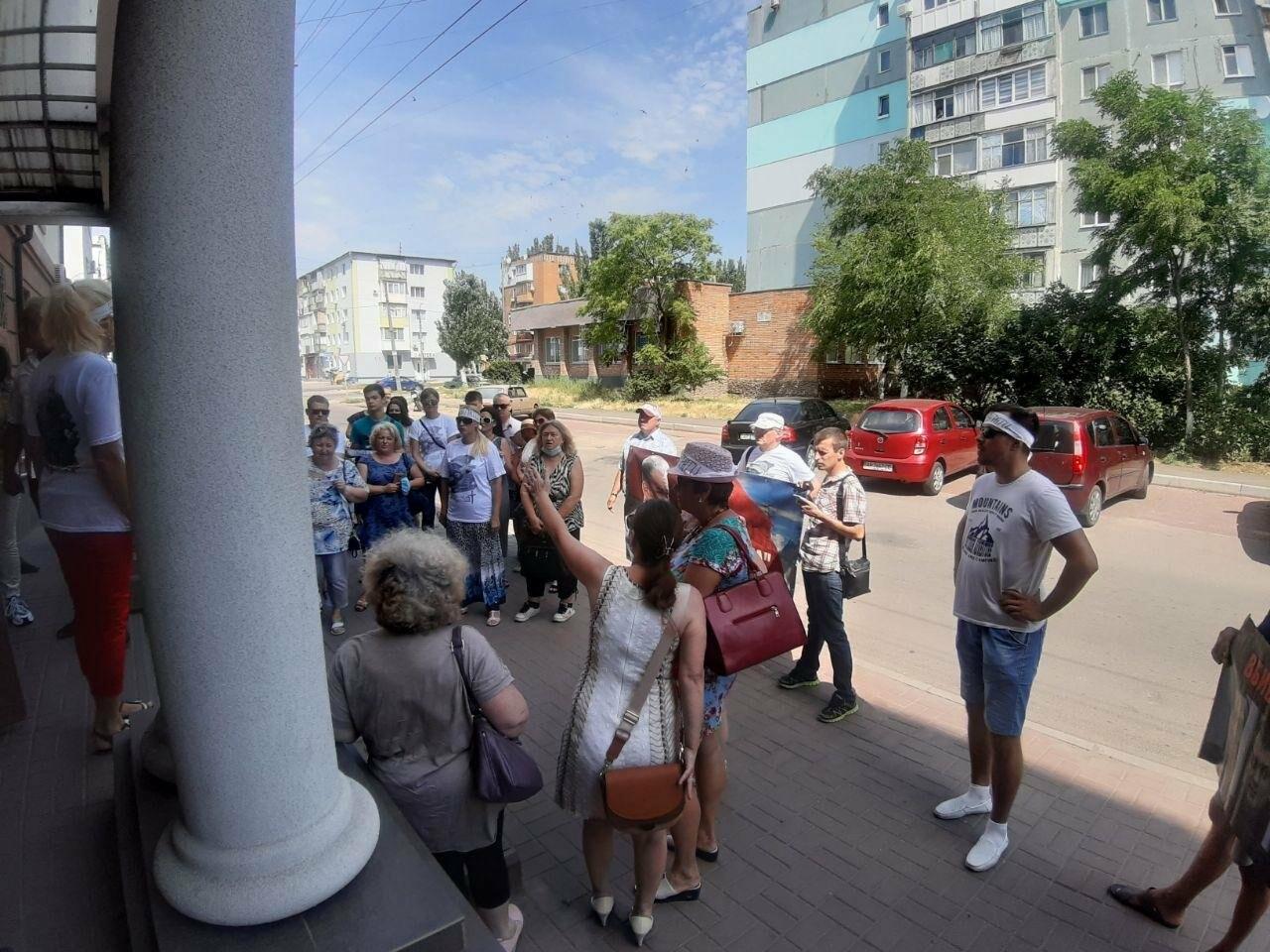 """""""Нас насилует эта система"""": протест в Бердянске по делу Сармата, - ФОТО, ВИДЕО, фото-15"""