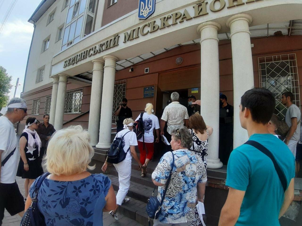 """""""Нас насилует эта система"""": протест в Бердянске по делу Сармата, - ФОТО, ВИДЕО, фото-16"""