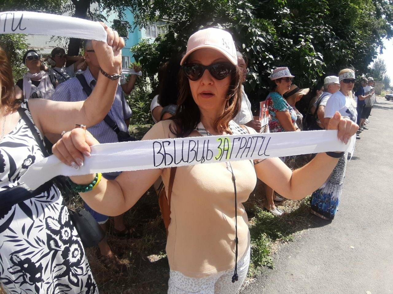 """""""Нас насилует эта система"""": протест в Бердянске по делу Сармата, - ФОТО, ВИДЕО, фото-17"""