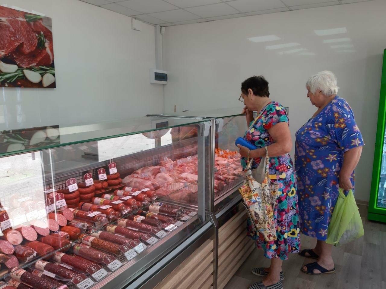 """В Бердянске открылся новый мясной магазин от ТМ """"Мясная династия"""", фото-12"""