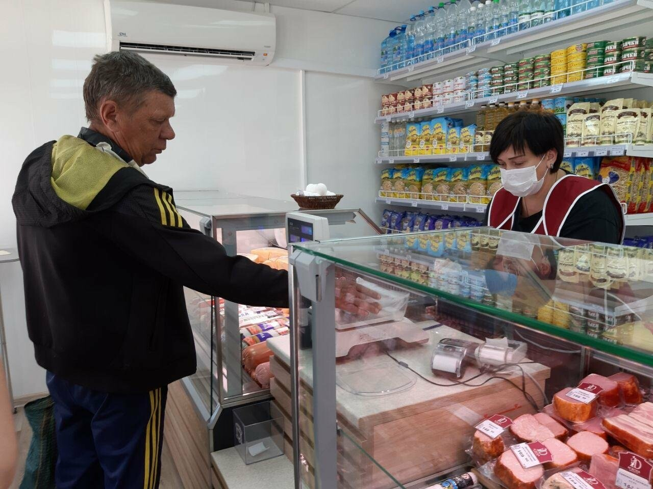 """В Бердянске открылся новый мясной магазин от ТМ """"Мясная династия"""", фото-14"""